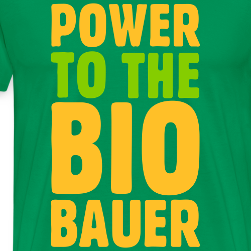 Power to the Biobauer