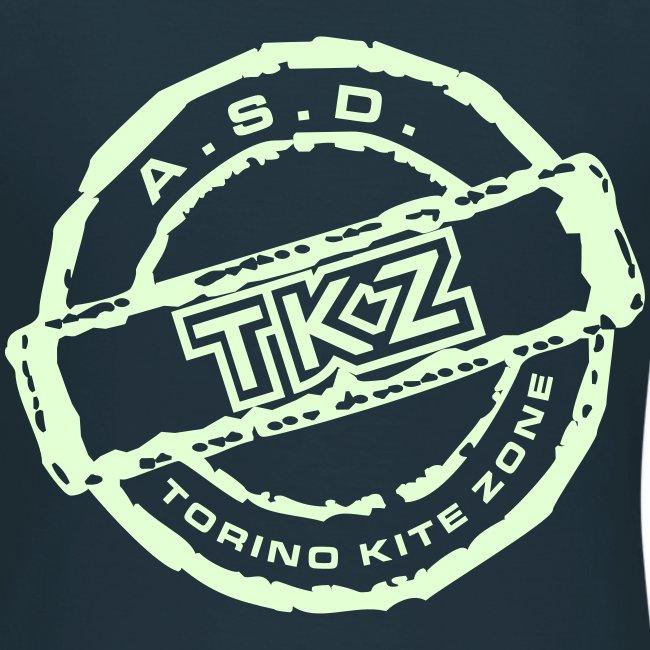 T SHIRT TKZ NIGHT GLOW DONNA