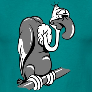 Vulture witty T-Shirts - Men's T-Shirt