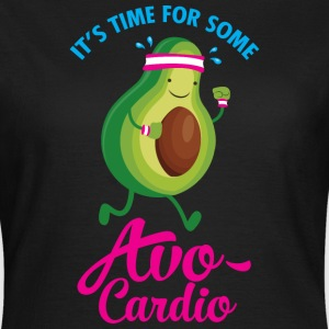 It\'s Time For Some Avo Cardio Camisetas - Camiseta mujer