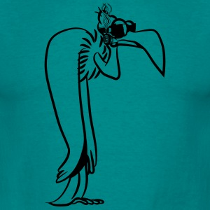 Vulture joint sunglasses T-Shirts - Men's T-Shirt