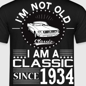 Classic since 1934 T-Shirts - Men's T-Shirt