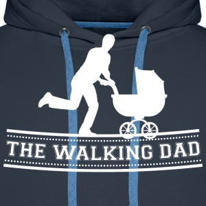 The Walking Dad Pullover & Hoodies - Männer Premium Hoodie