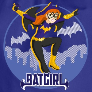 DC Super Hero Girls Batgirl In Gotham - Gymnastikpåse