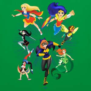 DC Super Hero Girls Heroines Ready To Fight - Mulepose
