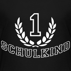Schulkind College Style - Kinder Premium T-Shirt