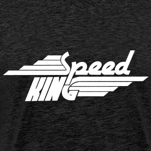 Speed King - Männer Premium T-Shirt