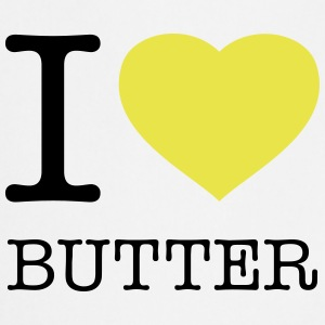 I LOVE BUTTER - Cooking Apron