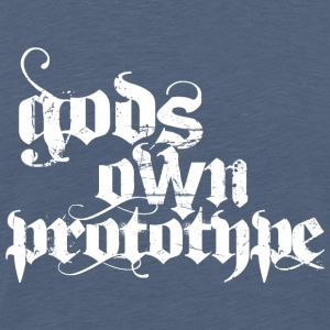 Gods Own Prototype - White - Männer Premium T-Shirt