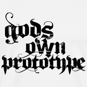 Gods Own Prototype - Black - Männer Premium T-Shirt