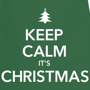 KEEP CALM IT'S CHRISTMAS - Keukenschort