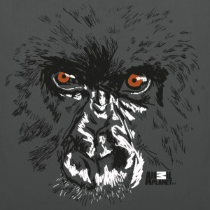 Animal Planet Primates Apes Gorilla Portrait - Stoffveske