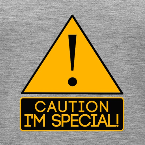 Caution Joke sign