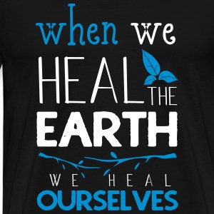 when we heal the earth we We can only create change in the world if we first start with our own individual healing when we heal a part in ourselves, we also heal that part in the world in order to heal we must utilize the power of forgiveness.