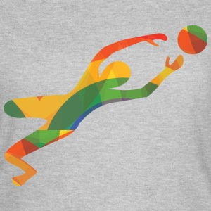 Colourful goalkeeper - Women's T-Shirt