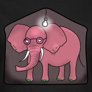 Elephant in the room t-shirt for women - Women's T-Shirt