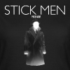 Stick Men - Prog Noir - Women's T-Shirt