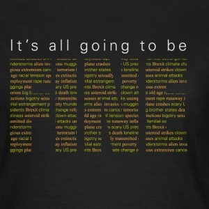It's going to be fine ladies tee - Women's T-Shirt