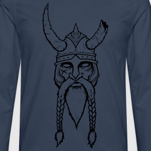 Viking Long sleeve shirts - Men's Premium Longsleeve Shirt