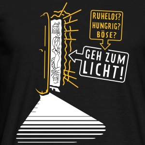 to the light T-Shirts - Männer T-Shirt