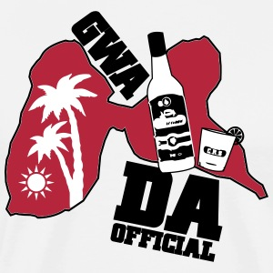 gwada official crs (v.2) Tee shirts - T-shirt Premium Homme