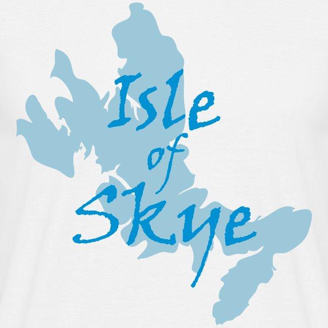 Isle of Skye Map & Full Text Tee