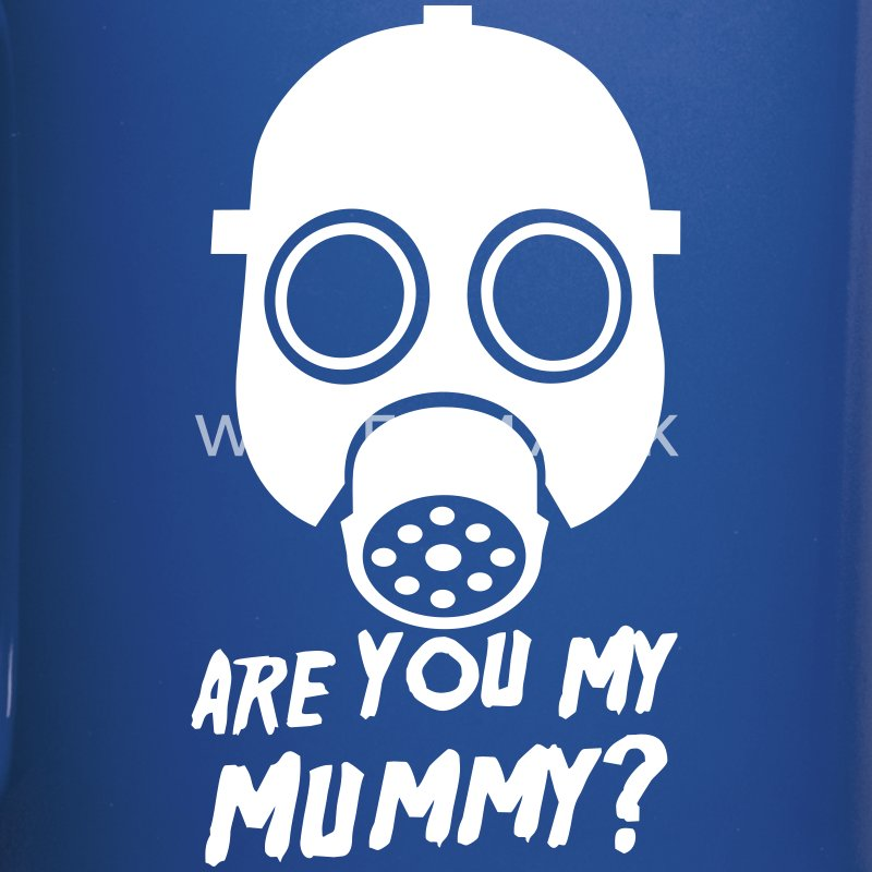 Doctor Who Are you my Mummy? Mugs & Drinkware - Full Colour Mug