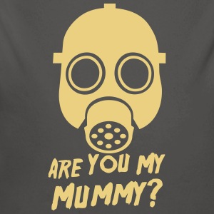 Doctor Who Are you my Mummy? Baby Bodysuits - Longlseeve Baby Bodysuit