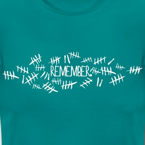 Doctor Who Remember Tally Marks T-Shirts - Women's T-Shirt