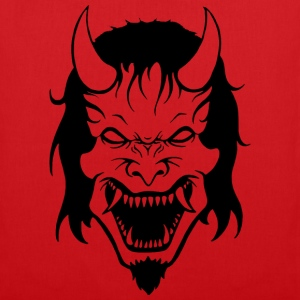 Hannya Demon Bags & Backpacks - Tote Bag