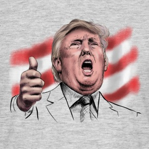 Donald John Trump T-shirts - Mannen T-shirt