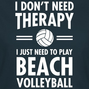 Therapy - Beach Volleyball Tee shirts - T-shirt Femme