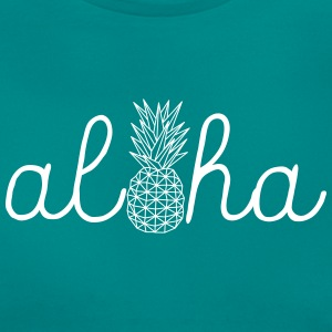 Aloha Pineapple T-Shirts - Frauen T-Shirt