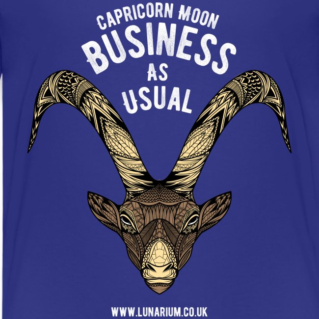 Capricorn Moon Kids' Premium T-Shirt