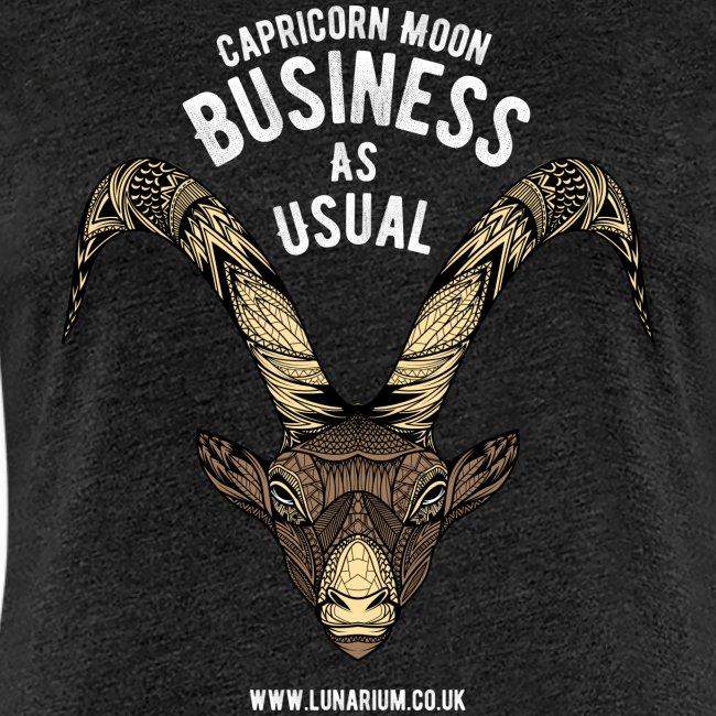 Capricorn Moon Women's Premium T-Shirt
