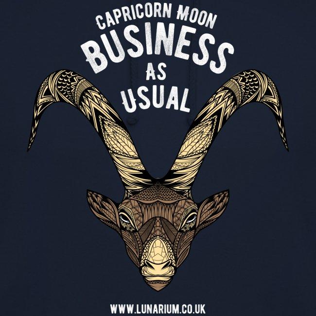 Capricorn Moon Unisex Hoodie