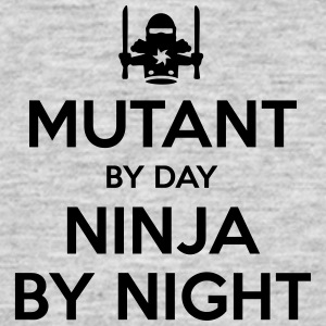mutant day ninja by night - Men's T-Shirt