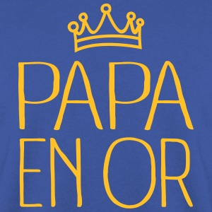 Papa En Or Sweat-shirts - Sweat-shirt Homme
