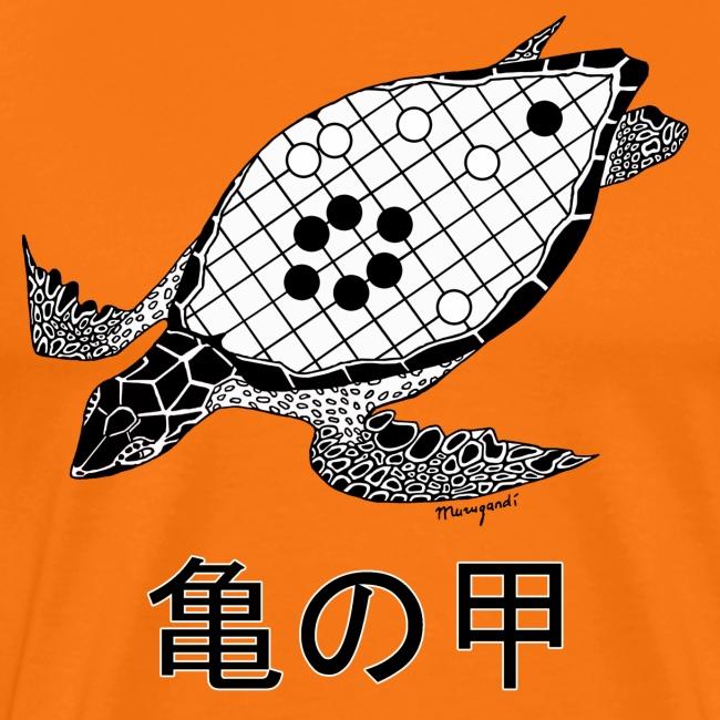 The Tortoise Shell - 亀の甲 (Japanese)