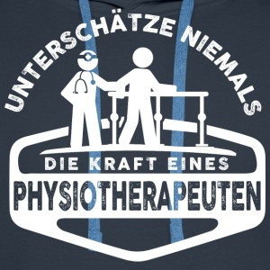 Physiotherapeut Pullover & Hoodies - Männer Premium Hoodie