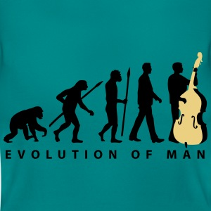 evolution_kontrabass_11_2016_2c01 T-Shirts - Frauen T-Shirt