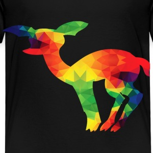 Colorful deer - Kids' Premium T-Shirt