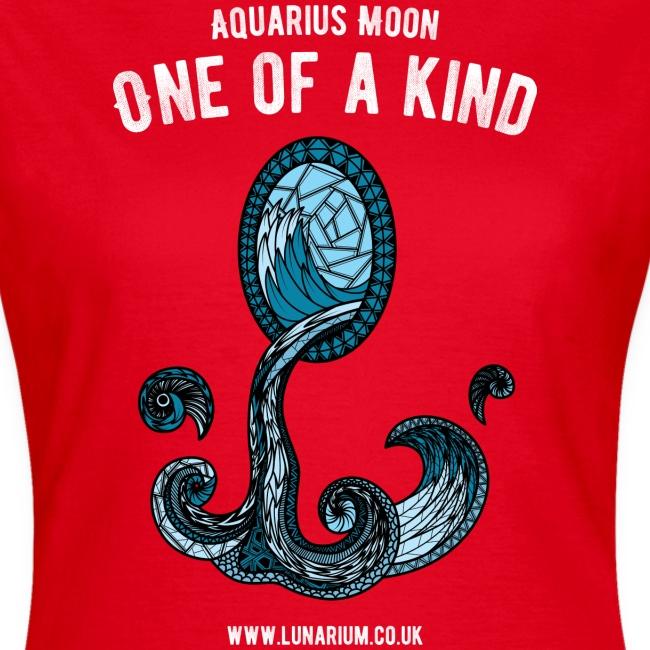 Aquarius Moon Women's T-Shirt