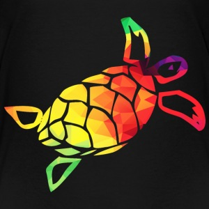 Colorful turtle - Kids' Premium T-Shirt