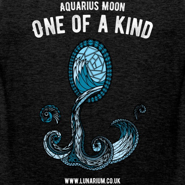 Aquarius Moon Men's Premium Tank Top