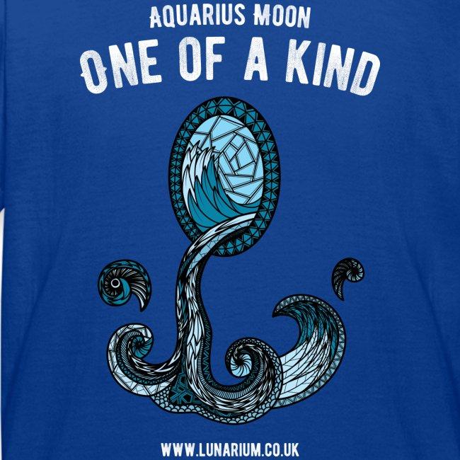 Aquarius Moon Kids' T-Shirt