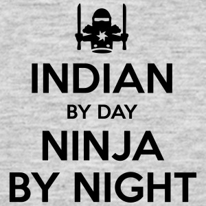 indian day ninja by night - Men's T-Shirt