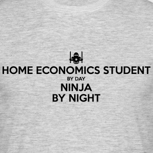 home economics student day ninja by nigh - Men's T-Shirt