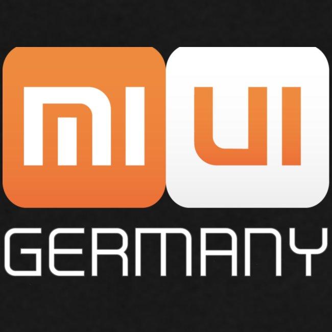 MIUI Germany - Kontrast Hoodie