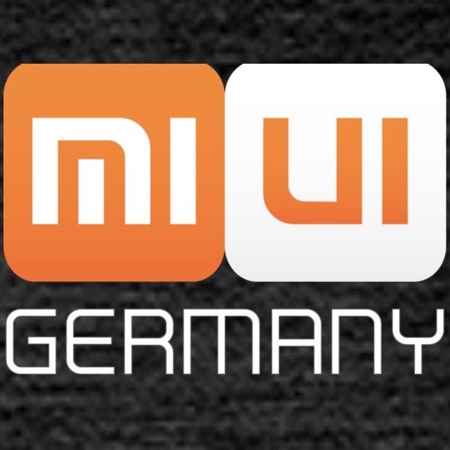 MIUI Germany - Fan Hoodie